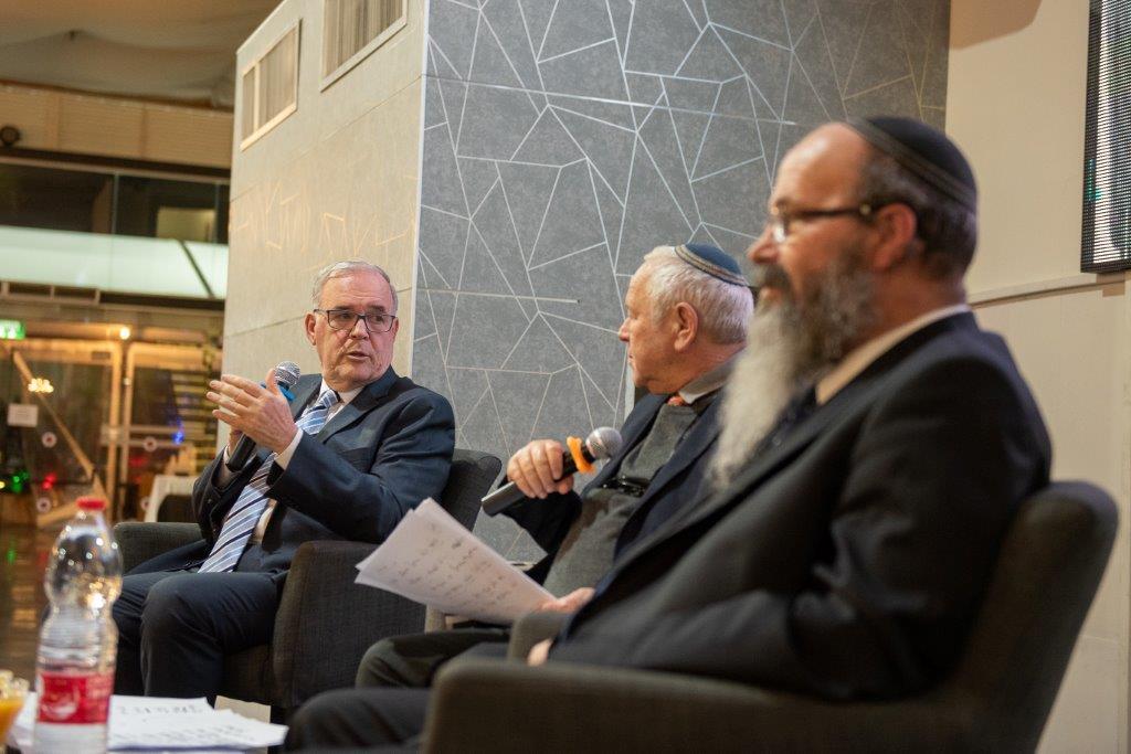 יסודות פתח תקוה - שיח אחים עם הרב מיכה הלוי ופרופסור יונתן הלוי (10)