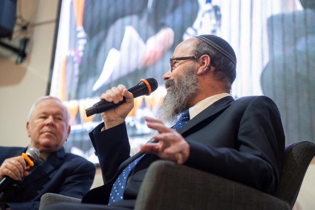יסודות פתח תקוה - שיח אחים עם הרב מיכה הלוי ופרופסור יונתן הלוי (18)