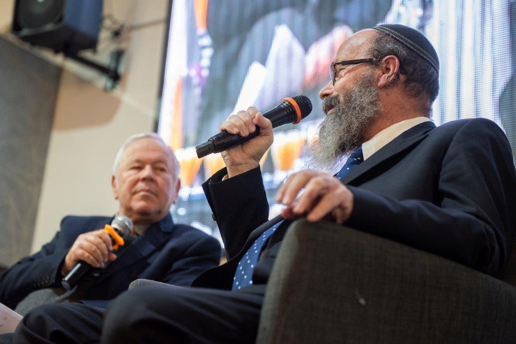 יסודות פתח תקוה - שיח אחים עם הרב מיכה הלוי ופרופסור יונתן הלוי (19)