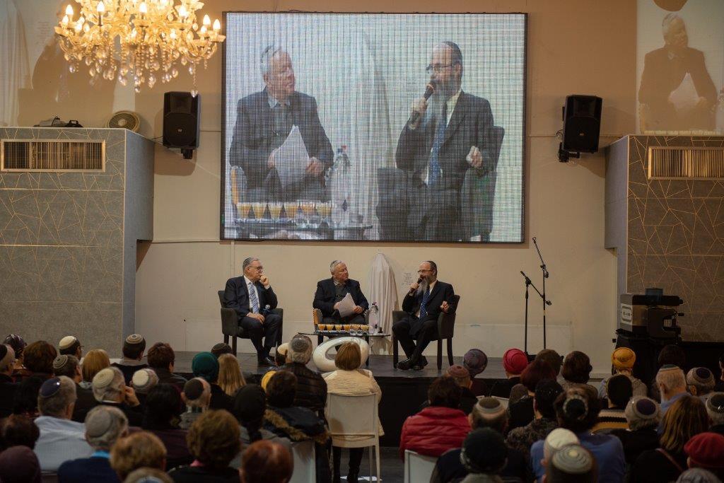 יסודות פתח תקוה - שיח אחים עם הרב מיכה הלוי ופרופסור יונתן הלוי (7)